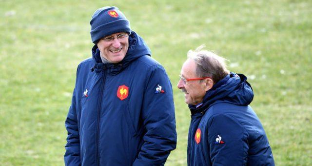 Rugby XV de France : Bernard Laporte s'active en coulisses pour trouver des solutions aux contre-performances du XV de France