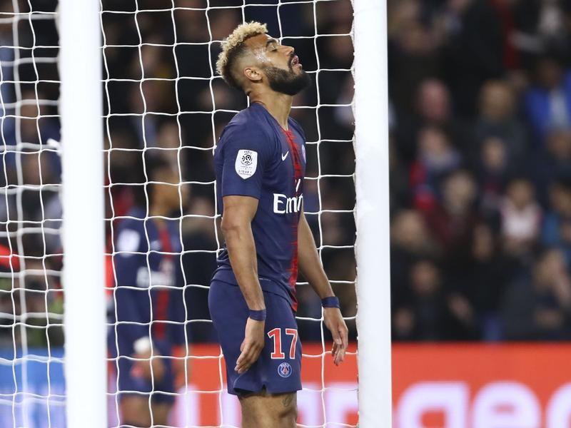 Ligue 1 31ème journée : Strasbourg retarde le sacre du PSG, plombé par un incroyable raté de son attaquant Eric Choupo-Moting