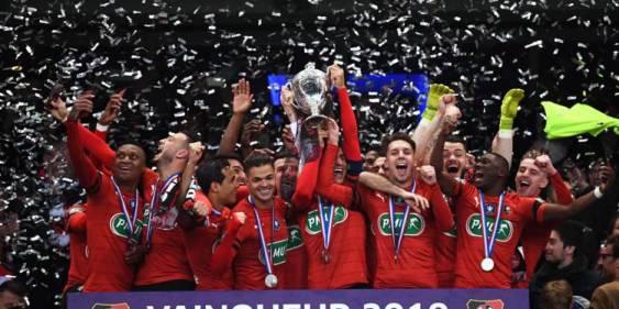 Coupe de France : Rennes remporte la finale de la Coupe de France en battant le PSG aux tirs aux buts