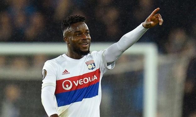 Ligue 1 37ème journée : déjà double buteur à Marseille, Maxwel Cornet a encore été décisif dans la victoire de l'OL face à Caen