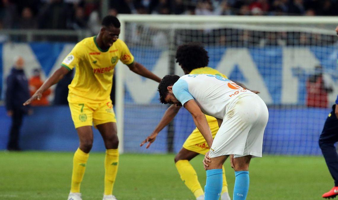 Ligue 1 34ème journée : battu par Nances, l'OM dit adieu à la prochaine Ligue des Champions