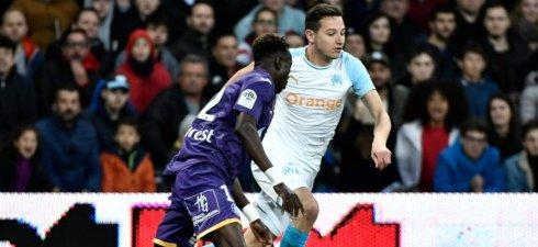 Ligue 1 37ème journée : pluie de buts au Stadium de Toulouse avec un Florian Thauvin décisif pour Marseille