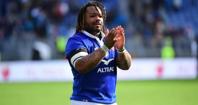 Rugby : Mathieu Bastareaud, non retenu pour la Coupe du Monde au Japon, a décidé de prendre sa retraite internationale