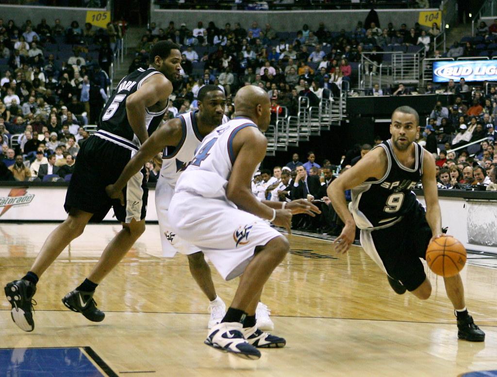 Basket : Tony Parker a gagné 4 titres de champion NBA avec les Spurs de San Antonio