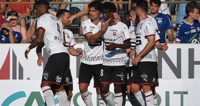 Ligue 1 3ème journée : Rennes poursuit son sans-faute en l'emportant à Strasbourg et prend seul la tête du championnat