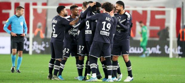 Ligue 1 16ème journée : les Girondins de Bordeaux ont frappé fort en étrillant Nîmes 6 à 0