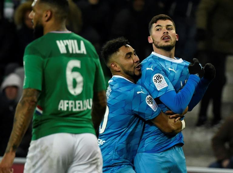 Ligue 1 23ème journée : emmenée par son maestro Dimitri Payet, l'OM s'est imposée à Saint-Etienne et reprend 6 points d'avance sur Rennes