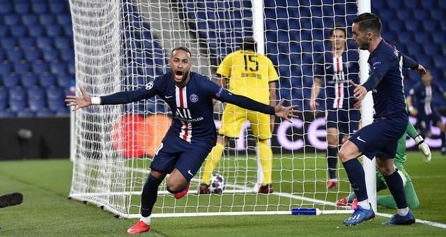 PSG-Dortmund : absent lors des deux dernières éliminations parisiennes, Neymar a été l'un des principaux artisans de la première qualification du PSG. pour les quarts de finale depuis 2016