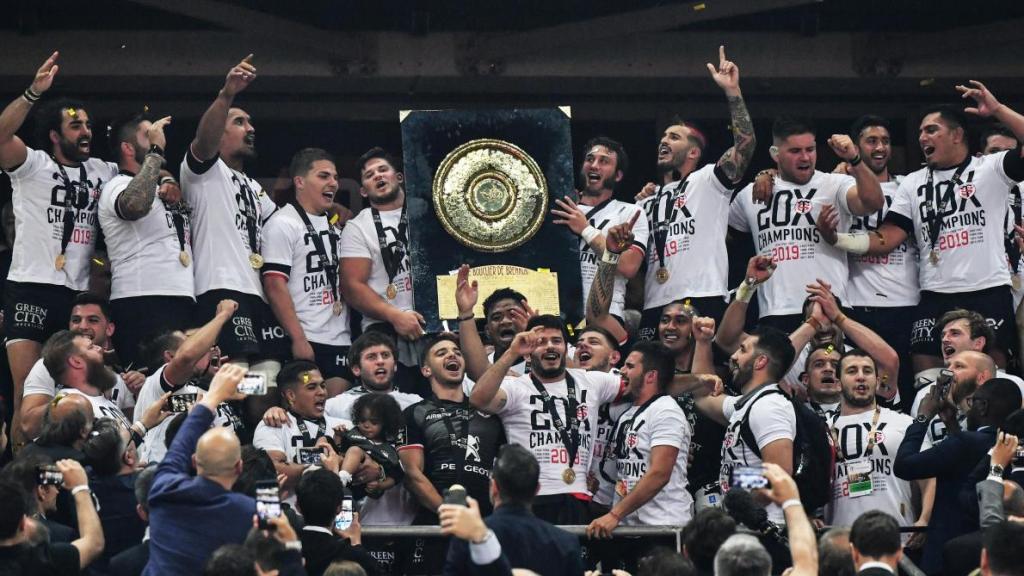 Top 14 : Champion de France la saison passée, le Stade Toulousain ne devrait pas pouvoir défendre son titre cette année.