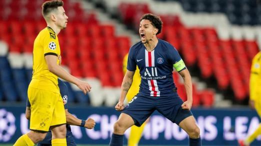 Equipe-type Ligue 1 : Marquinhos est devenu incontestablement le leader du PSG cette saison