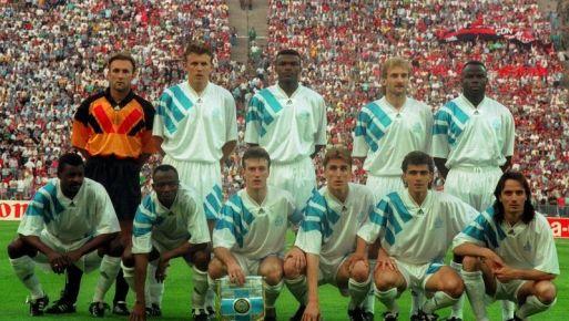 Olympique de Marseille : l'OM version 1993 était venue à bout du grand Milan AC en finale de la C1 à Munich