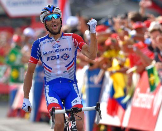 Thibaut Pinot rêve de triompher sur la 107ème édition du Tour de France
