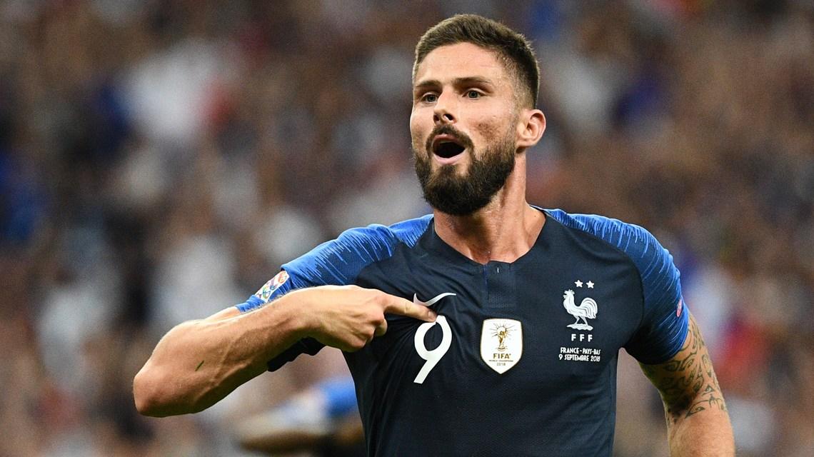 Equipe de France : les 20 meilleurs buteurs depuis 1970