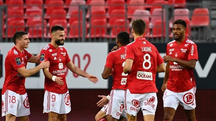 Ligue 1 11ème journée : Brest régale