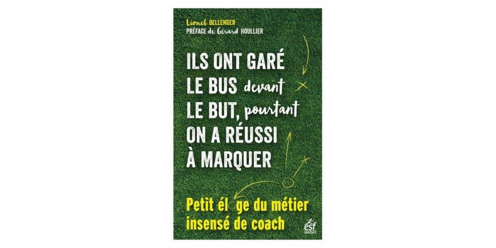 Bienvenue dans le quotidien des entraîneurs professionnels, Lionel Bellenger