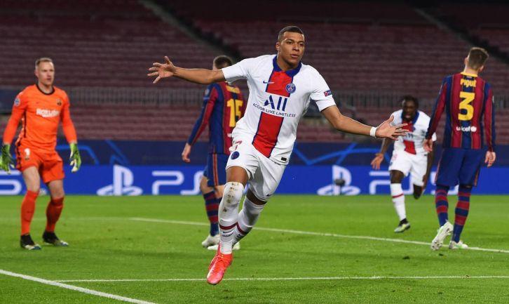 Le PSG a largement dominé le Barça dans le sillage d'un extraordinaire Kylian Mbappé