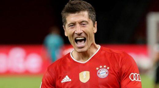 Le Bayern Munich a cruellement souffert de l'absence de son avant-centre Robert Lewandowski.