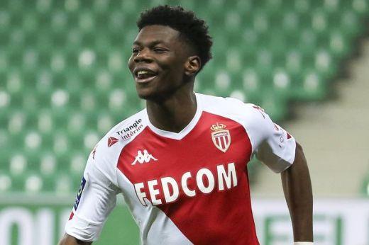 Le Monégasque Aurélien Tchouaméni, révélation de la saison en Ligue 1, et prochainement en Bleu ?