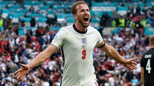 Le capitaine anglais, Harry Kane, vient d'inscrire 3 buts en 2 matchs.
