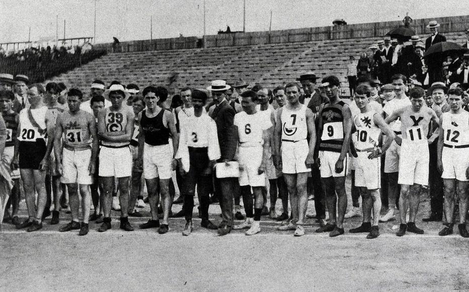 Le marathon épique des Jeux Olympiques de Saint Louis en 1904