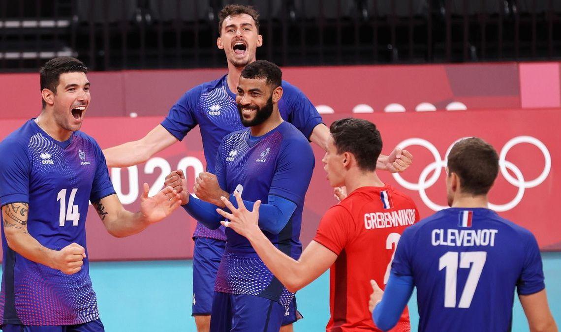 Incroyable exploit des volleyeurs français, vainqueurs de la Pologne au tie-break