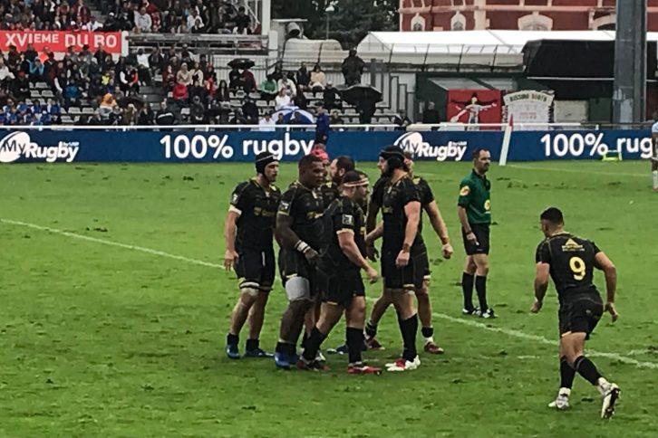 Top 14 : Biarritz victorieux mais toujours sous la menace