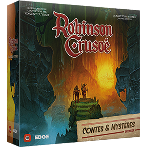 CONTES ET MYSTERES ROBINSON