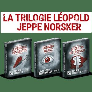 50 CLUES LA TRILOGIE DE LEOPOLD