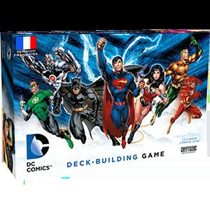 DC COMICS DECKBUILDING BASE