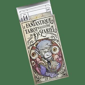 LE FANTASTIQUE TAROT HALLUCINE DU DR ZARIEL
