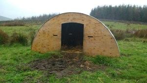 sarka warm and dry in pig arc