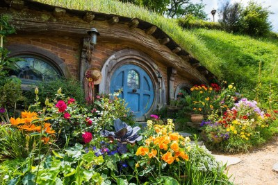 Hobbit Hole New Zealand Tour