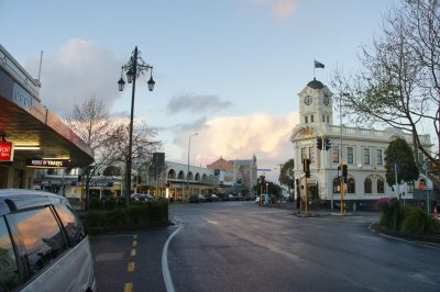 Ponsonby Auckland City - Auckland City Guided Tour