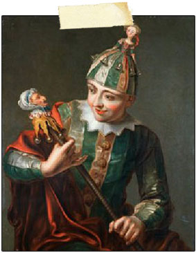 Court Jester April Fools Day : Mick Peck's Blog of an Auckland Magician