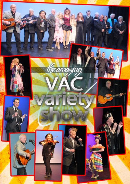 Amazing VAC Variety Show : Mick Peck's Blog of an Auckland Magician