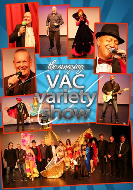 Amazing VAC Variety Show 2016 Mick Peck's Blog of an Auckland Magician