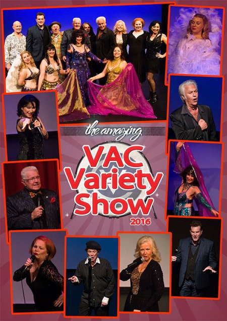 Mick Peck's Blog of an Auckland Magician : Photo Montage from the Amazing VAC Variety Show May 2016
