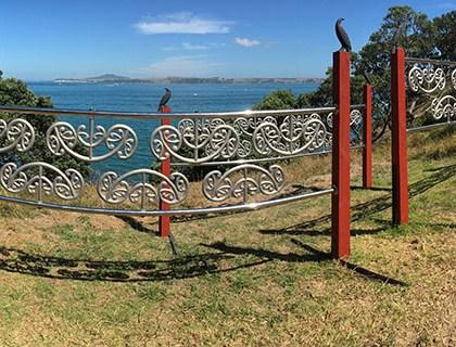 Waiheke Sculpture walk
