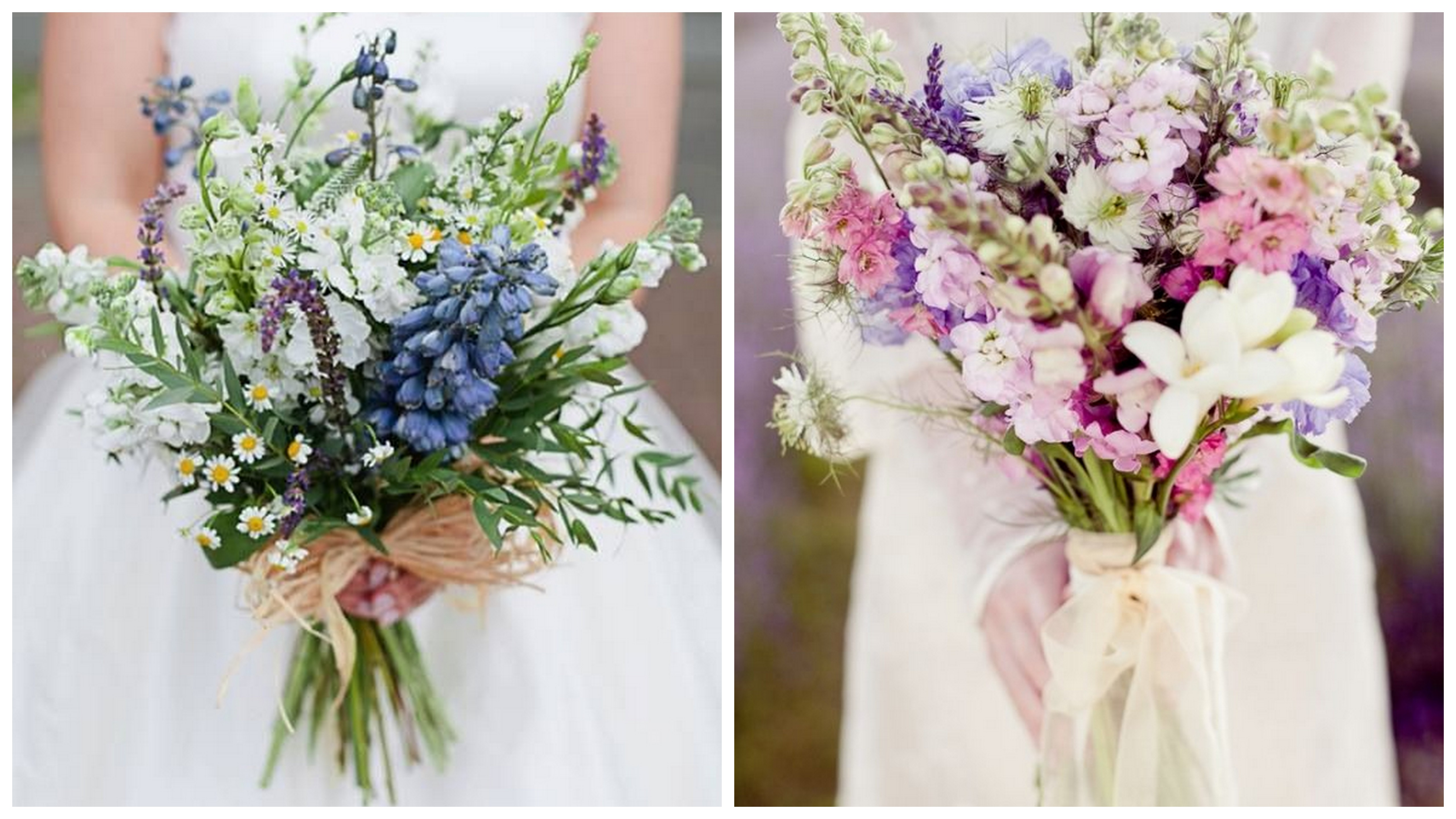 Trend Alert: 4 Stunning Styles For Your Wedding Bouquet