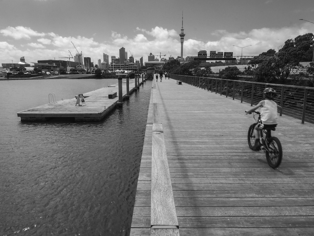 Westhaven Harbour - Street Photography