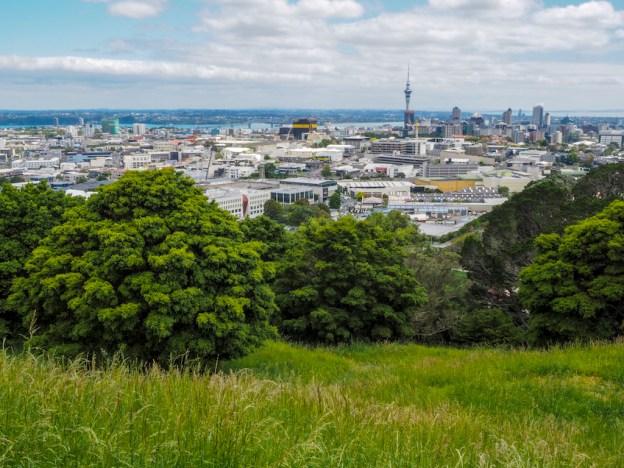 Mt Eden Skyline View - Street Photography Auckland