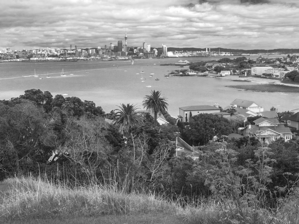 Devonport View - Auckland Street Photography