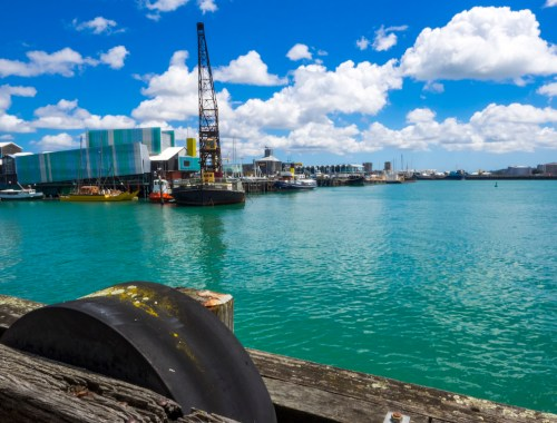 Yacht Harbour Auckland