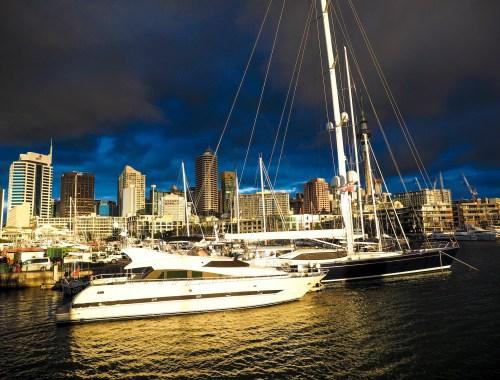 Golden City - Street Photography Auckland