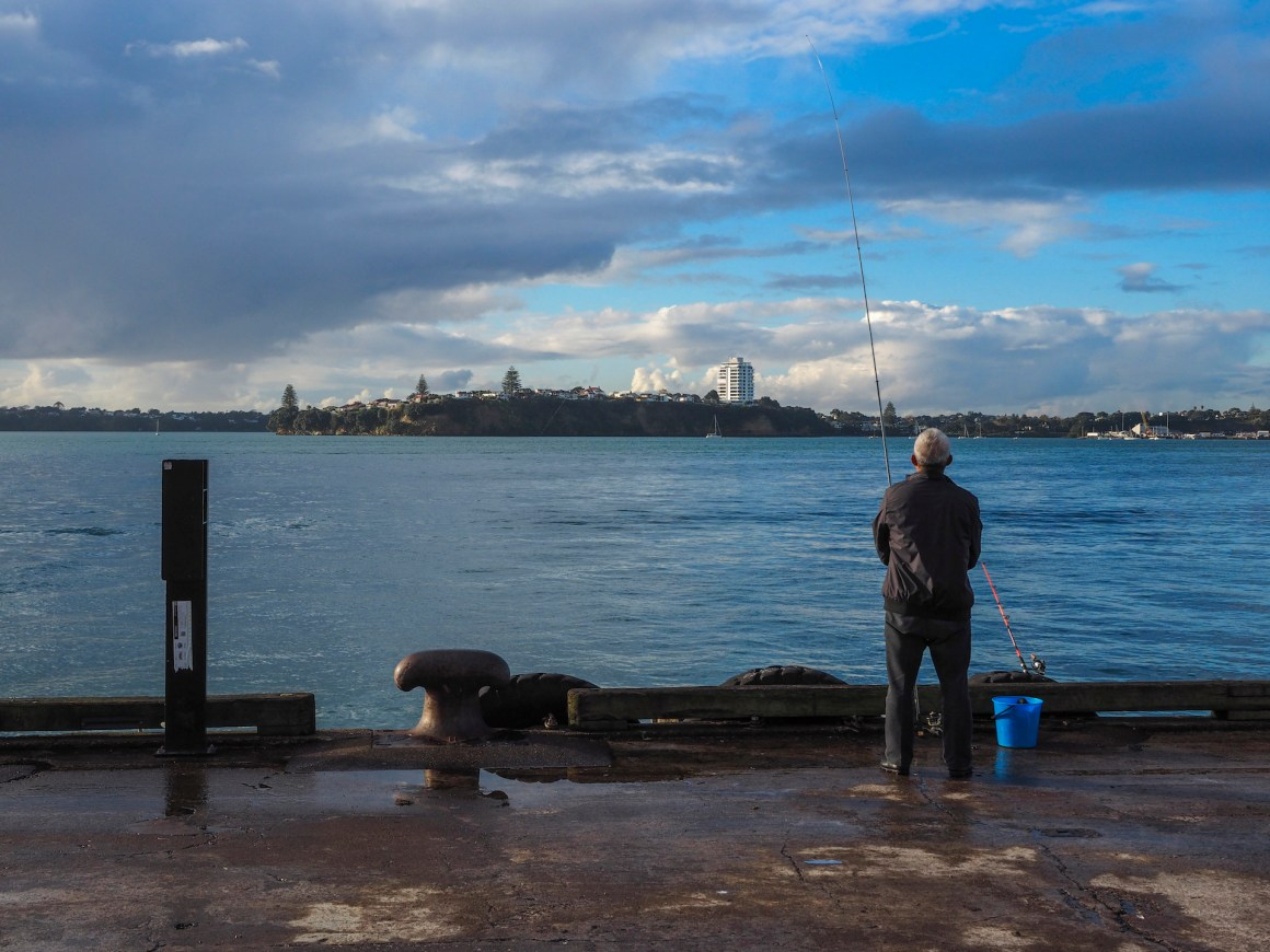 Queens Wharf Angler Street Photography Auckland