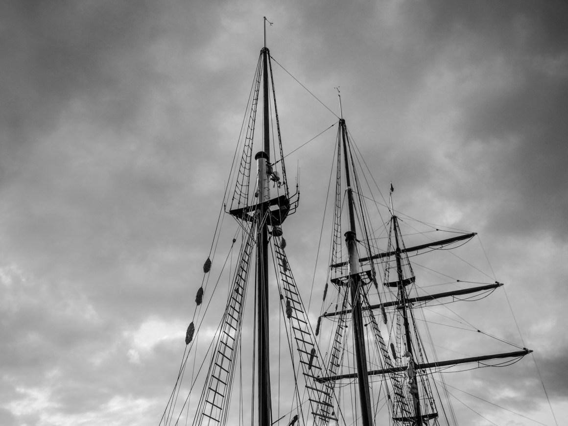 Setting Sail Street Photography Auckland