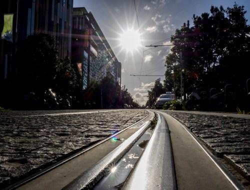 Jellicoe Street - Auckland Street Photography