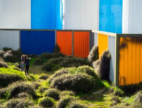 Wynyard Quarter Silo Park - Street Photography Auckland