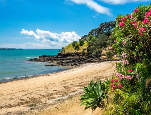 Cheltenham Beach Devonport - Auckland