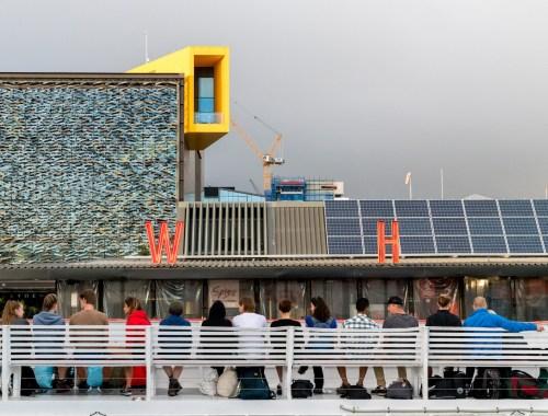Great Barrier Island Ferry - Street Photography Auckland